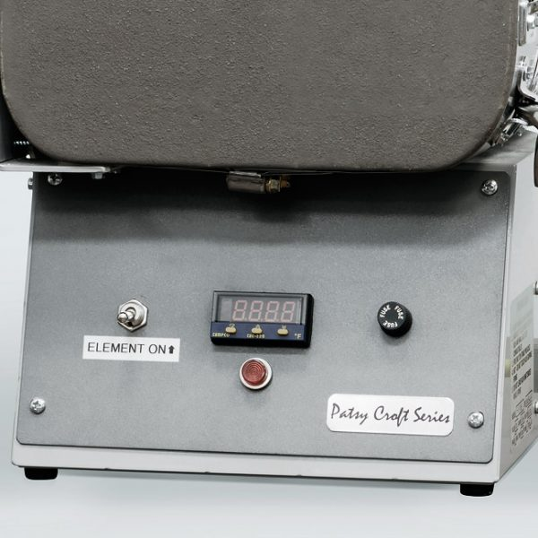 Fusion Kiln with window and digital controller